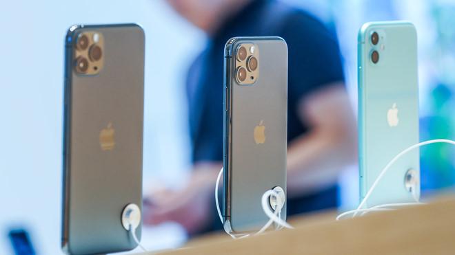 Bị chê thiếu đột phá, iPhone 11 vẫn bán chạy