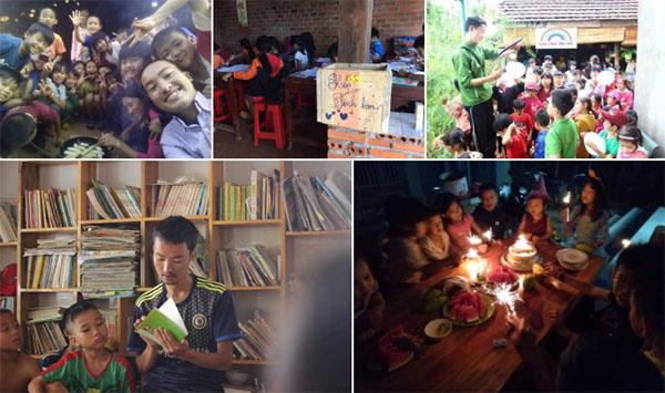 9X mắc ung thư về quê mở lớp học miễn phí ở Đắk Lắk