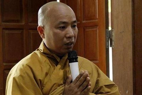 Sư thầy Thích Thanh Toàn xin hoàn tục sau bê bối gạ tình phóng viên