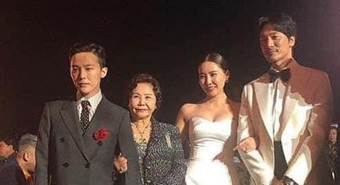 G-Dragon điển trai trong lễ cưới của chị gái