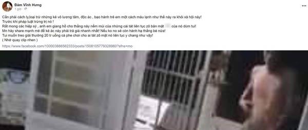 Facebooker Đàm Vĩnh Hưng kích động dân mạng như xã hội đen