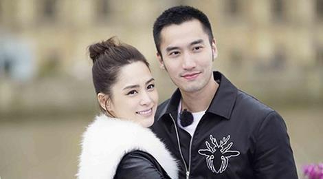 Chồng Chung Hân Đồng đi chơi khuya với phụ nữ lạ