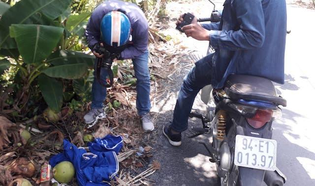 Nhiều học viên cai nghiện lấy xe máy của dân để bỏ trốn