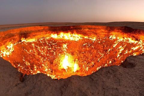Cổng địa ngục do con người tình cờ tạo ra