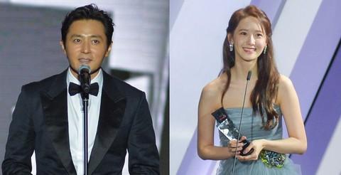 Jang Dong Gun giành giải cao nhất, Yoona và TWICE bội thu cúp AAA 2019