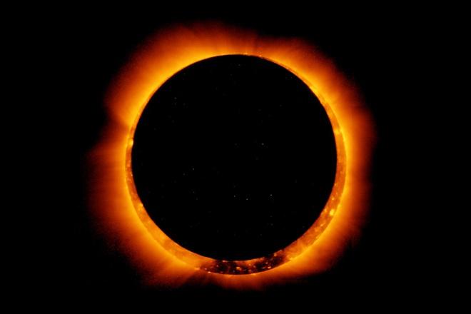 Sắp có nhật thực vòng tròn lửa nhìn được ở Việt Nam