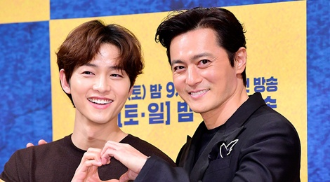 Song Joong Ki, Hyun Bin vướng nghi vấn tìm gái mua vui