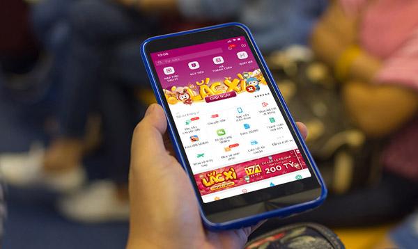 Game lắc 200 tỷ đồng của MoMo gây hiệu ứng ngày ra mắt