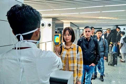 Một du học sinh trở về từ Vũ Hán phải nhập viện tại Hà Nội