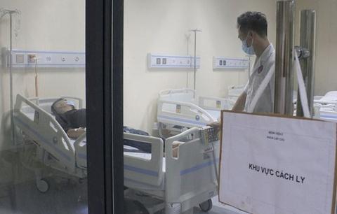 Cách ly 18 y, bác sĩ tiếp xúc bé trai nghi nhiễm virus corona