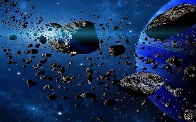 11 tiểu hành tinh có thể lao vào Trái Đất