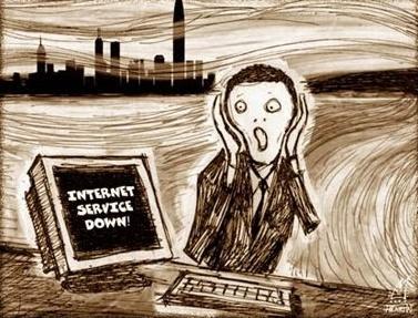 """Internet toàn cầu có """"vỡ trận"""" vì Covid-19?"""