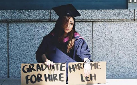 Đáng ngại hơn virus corona, sinh viên Trung Quốc lo sợ thất nghiệp