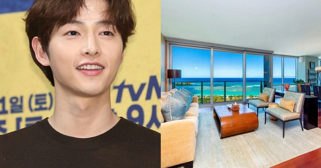 Song Joong Ki mua căn hộ 2,88 triệu USD ở Hawaii