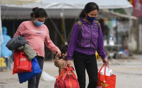 Cấm xe trên quốc lộ 23 để phục vụ cách ly thôn Hạ Lôi
