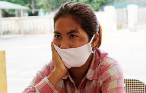 Cô gái Campuchia lạc đến Thanh Hóa sau khi bị lừa bán sang Trung Quốc