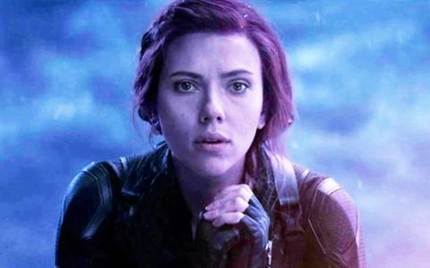 Scarlett Johansson kể chuyện nhận vai Black Widow nhờ 'vé vớt'