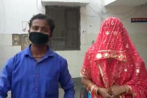 Mẹ sai đi chợ, thanh niên Ấn Độ mang về nàng dâu