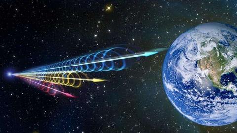 Phát hiện sóng radio bí ẩn trong dải Ngân Hà