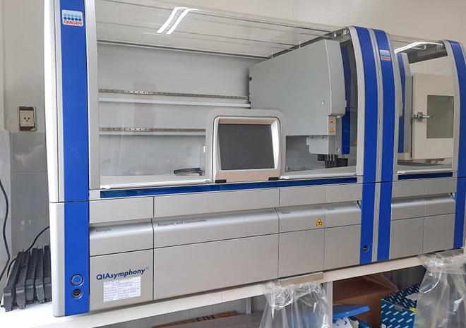 Quảng Nam quyết định thanh tra việc mua máy xét nghiệm 7,2 tỷ