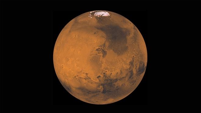 Hỏa tinh có thể 'lây' virus cho Trái Đất