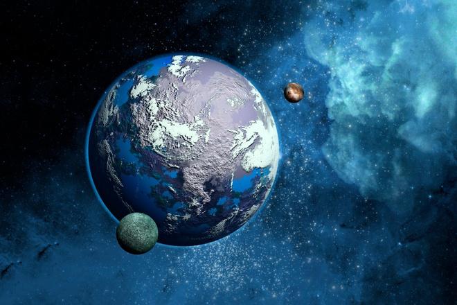 Phát hiện siêu Trái Đất cực hiếm gặp