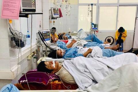 25 khách của quán kem trứng nhập viện cấp cứu