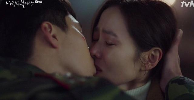 10 kiểu hôn lãng mạn của phim Hàn
