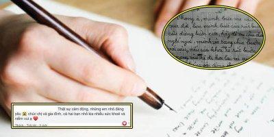Bức thư của bạn thân gửi cho cậu bé 8 tuổi gây xúc động CĐM