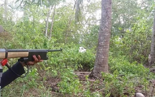 Điện Biên: Đi săn trong rừng, bố bắn nhầm con tử vong