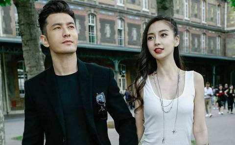 Huỳnh Hiểu Minh xóa tin đồn rạn nứt hôn nhân với Angelababy