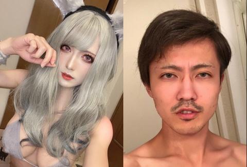 Khi các nữ thần cosplay khiến fan ngỡ ngàng vì tiết lộ giới tính thật