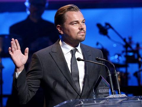 Leonardo DiCaprio và dàn sao chống phân biệt chủng tộc