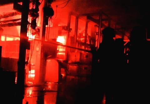 Cháy nhà ở TP.HCM, 3 người chết