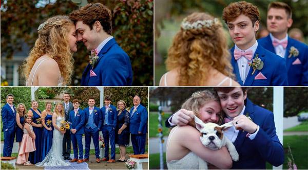 Đám cưới cổ tích của VĐV 18 tuổi ung thư xương giai đoạn cuối