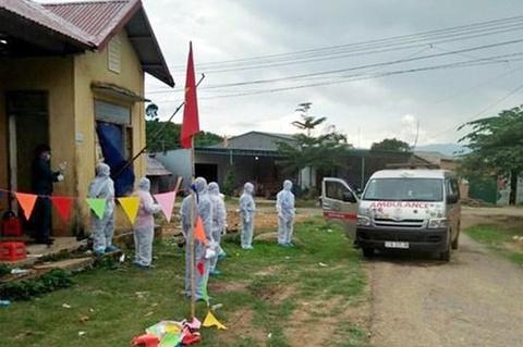 Bé gái 9 tuổi tử vong vì mắc bạch hầu ở Đắk Nông
