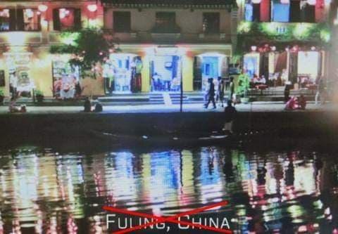 Quảng Nam đề nghị xử lý phim Mỹ chú thích Hội An là của Trung Quốc