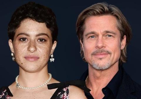Mỹ nhân lưỡng tính choáng ngợp khi vướng tin yêu Brad Pitt