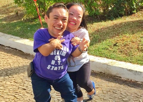 Cặp vợ chồng lùn nhất hành tinh hạnh phúc sau 4 năm kết hôn