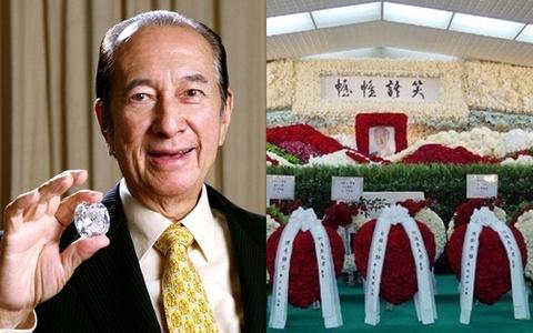 """Lễ tang 43 ngày của """"vua sòng bạc"""" Hà Hồng Sân tốn hàng triệu USD"""