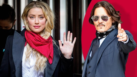 Trợ lý cũ tố Amber Heard bịa chuyện bị hiếp dâm