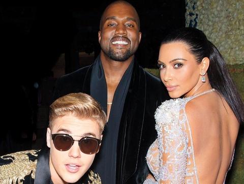 Justin Bieber khuyên Kanye West làm lành với vợ