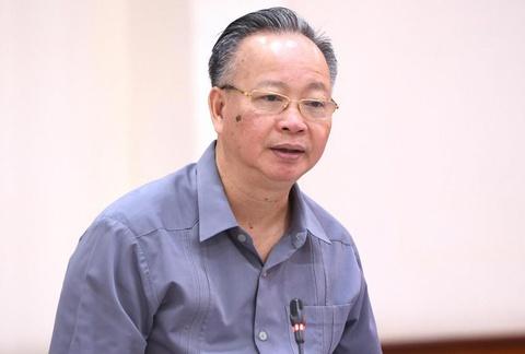 Ông Nguyễn Văn Sửu phụ trách UBND Hà Nội thay ông Nguyễn Đức Chung