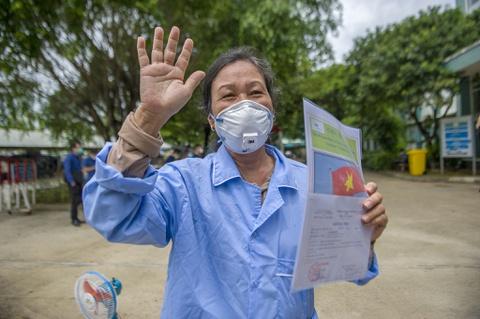 Thêm 10 bệnh nhân ở Đà Nẵng được chữa khỏi Covid-19