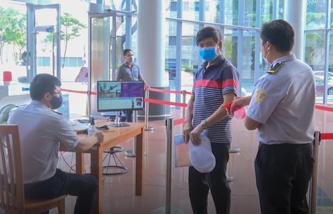 1.300 người tại Trung tâm hành chính Đà Nẵng âm tính với SARS-CoV-2