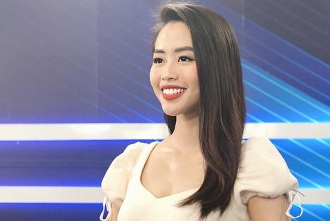 Biên tập viên truyền hình thi Hoa hậu Việt Nam