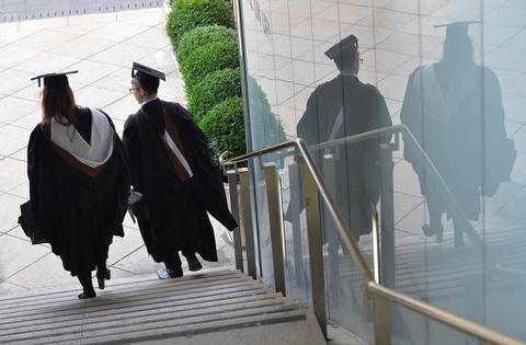 Làn sóng sinh viên Mỹ xin nghỉ học