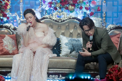 Niềm vui của Hà Anh Tuấn trong đêm nhạc Hồ Ngọc Hà