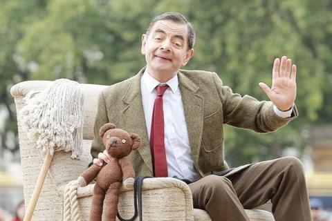 """Rowan Atkinson giải thích lý do thành công của """"Mr. Bean"""""""