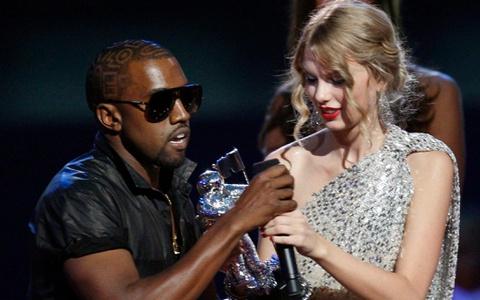 Kanye West công khai ủng hộ Taylor Swift